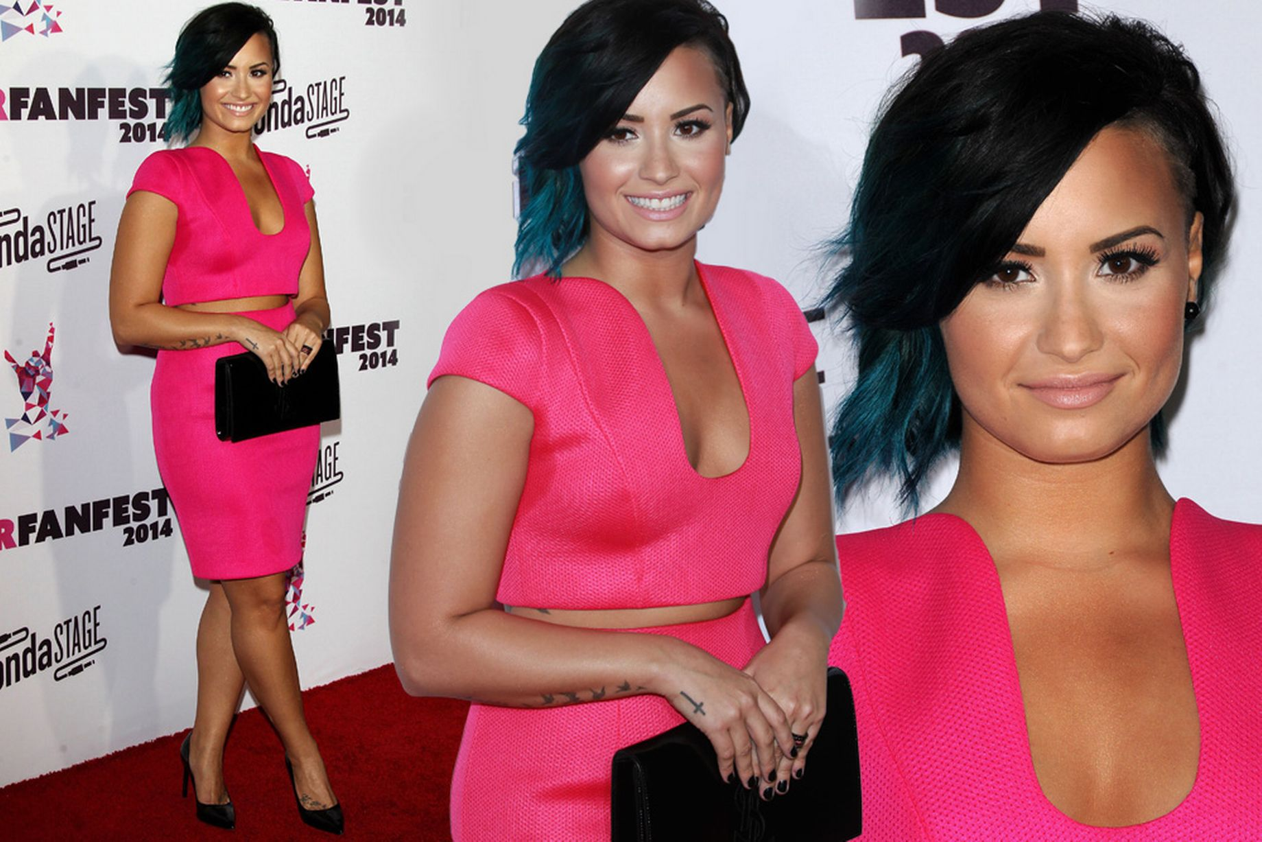 """Demi Lovato Calls Out TABLOIDS For""""Making Up Stories"""""""