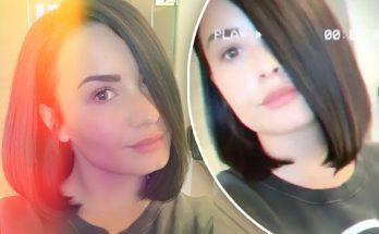 Demi Lovato Changes Her Hair, Gets Shorter