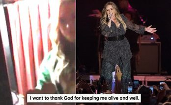 Demi Lovato Thanks GOD For Keeping Her Alive!