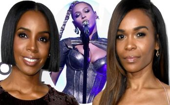 Kelly Rowland Talks Friendship With Beyoncé and Michelle...