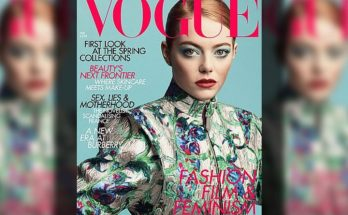 Emma Stone Talks About Turning 30 Years Old With VOGUE!