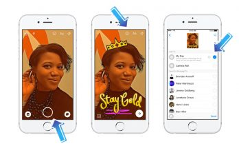Facebook Introduce Messenger Day - A Clone of Snapchat STORIES!