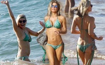 Josh Duhamel and Fergie Get LE'ID in Maui!
