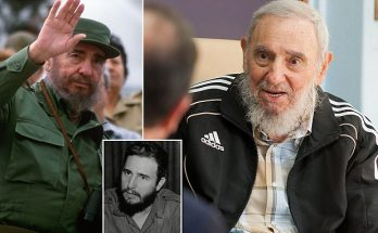 REST IN PEACE FIDEL: Cuban REVOLUTION Leader Fidel Castro DIES at 90-Years-Old