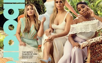 "Fifth Harmony Have ""NO SECRETS"" in Billboard Magazine"