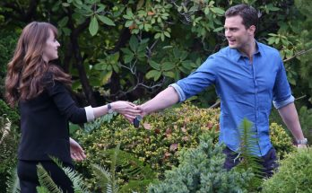 'Fifty Shades Darker' First Trailer Tease & Poster