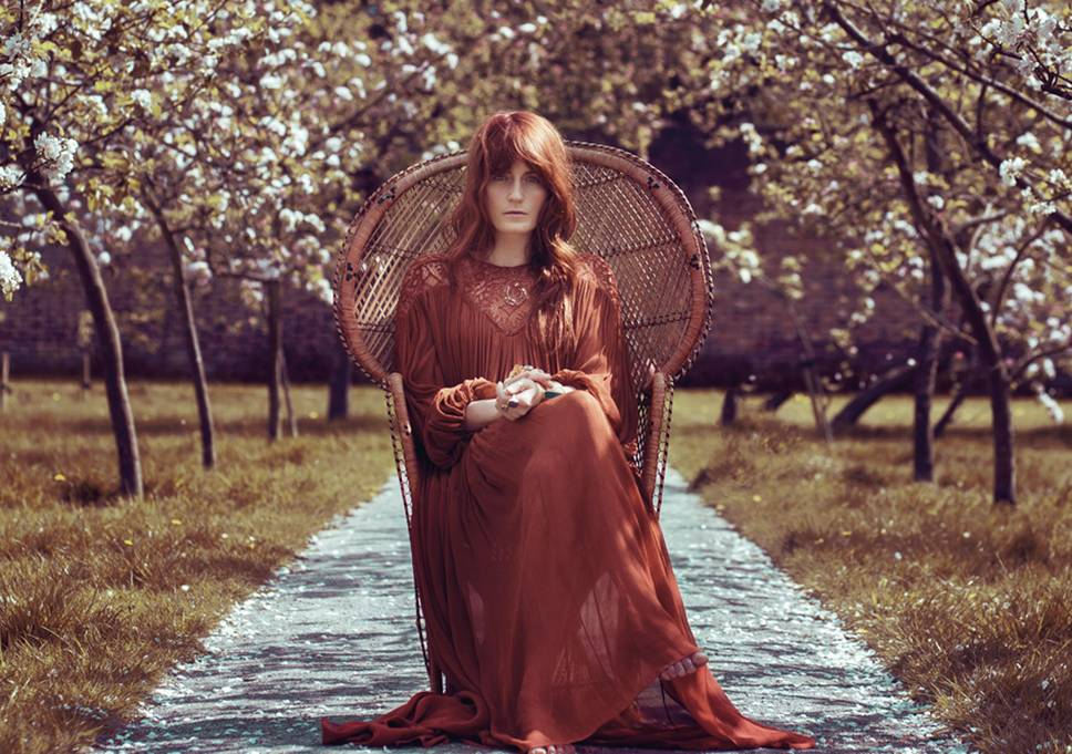 Florence + THE MACHINE Debuts New Song 'Hunger'