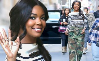 Don't Mind Me: 44-year-old Gabrielle Union Parties With the Young Girls @ Kendall Jenner's 21st Birthday