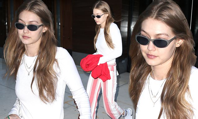 Gigi Hadid SUED By Paparazzo For Posting Photo On Instagram! image