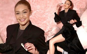 "Gigi Hadid SLAMS Body Critics, Tells Them to ""Learn More Empathy For Others"""
