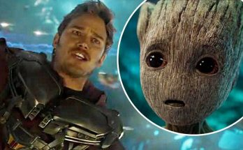 Landing From Nowhere! Hilarious 'GUARDIANS OF THE GALAXY 2' Trailer ARRIVES Hahahahaha