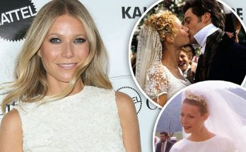 Gwyneth Paltrow CONFIRMS Getting Married to Brad Falchuk