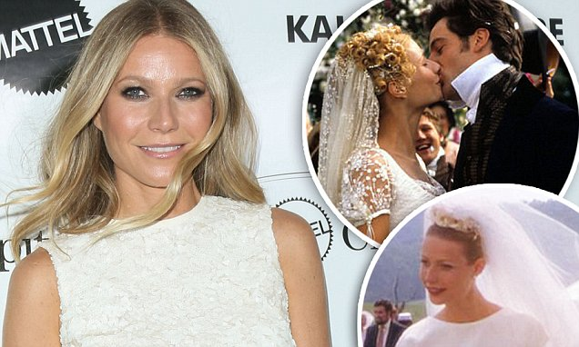 Gwyneth Paltrow CONFIRMS Getting Married to Brad Falchuk image