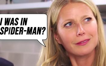 Gwyneth Paltrow Completely FORGOT She Ever Acted in 'SPIDER-MAN!'