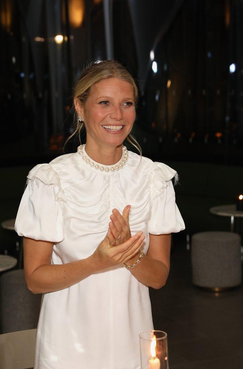 Gwyneth Paltrow Brings GOOP to London! image