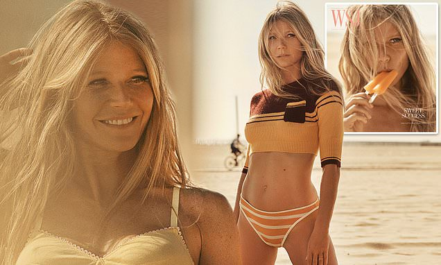 Gwyneth Paltrow Talks About 'Conscious Uncoupling' and Getting Married to Brad Falchuk