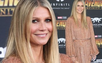 Gwyneth Paltrow Defaces Her New Book 'THE CLEAN PLATE!'