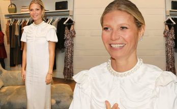 Gwyneth Paltrow Brings GOOP to London!