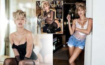 MAXIM Name Hailey Baldwin 'World's SEXIEST Woman'