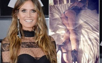 Heidi Klum Says Young Girls Should Wear High HEELS Without Shame!