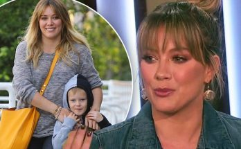 KEEP IT TO YOURSELF: Hilary Duff Felt Judged For Having a Baby Too Soon!
