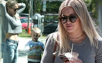 Hilary Duff's AMAZING WEEKEND: Hangs Out With Son and Lea Michele!
