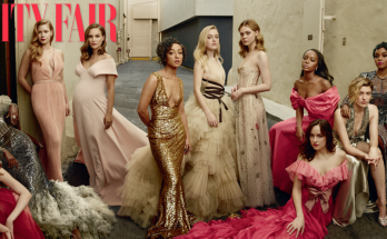 A-LIST STARS COME TOGETHER FOR VANITY FAIR'S HOLLYWOOD ISSUE!
