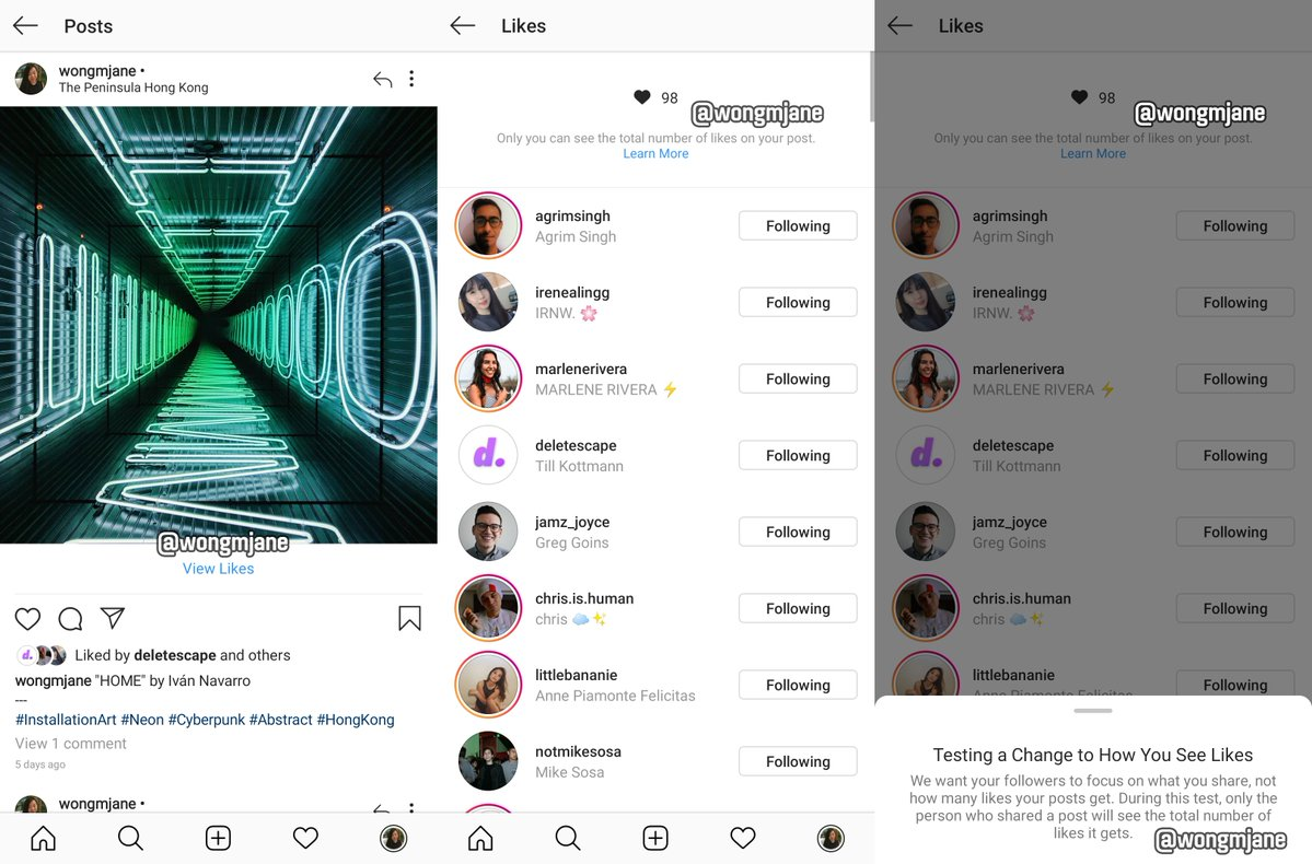 Instagram to HIDE LIKES Feature!