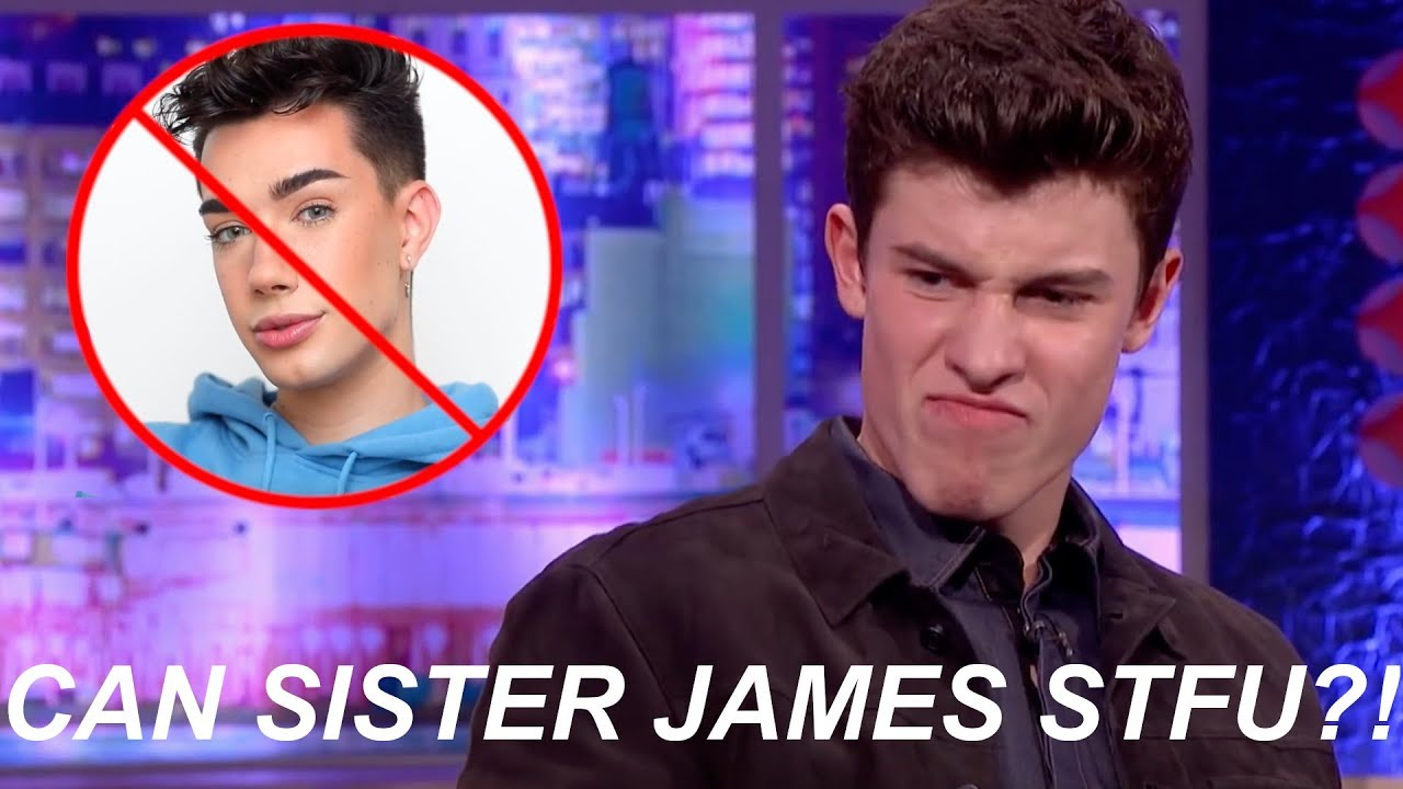 Shawn Mendes UNFOLLOWS James Charles After Tati Westbook Drama!