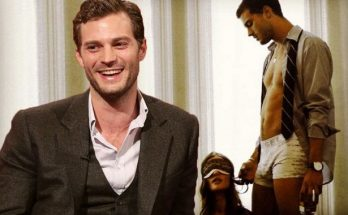 Jamie DORNAN - DRUNK IRISH Sayings on Jimmy Kimmel Live!