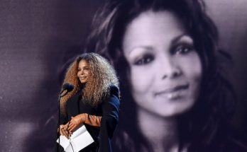 Janet Jackson Thanks the Ghost of Michael Jackson During 'Rock and Roll Hall of Fame' Speech