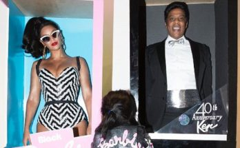 Beyoncé and JAY-Z Dress Up as Black Barbie & Ken For Halloween