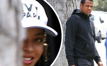 JAY-Z and Beyoncé's Romantic Sushi Date in HOLLYWOOD!