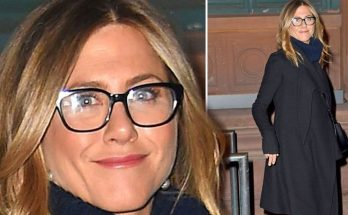 BOUNCING BACK: Jennifer Aniston is Returning to TV as a Superhero!...Actress Admits to Friend Chelsea Handler on CHELSEA