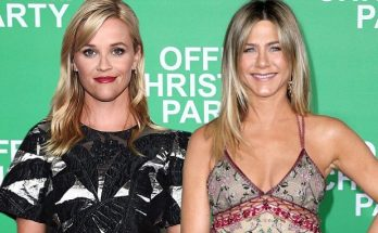 Jennifer Aniston is Returning to TELEVISION W/ Reese Witherspoon!