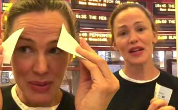 Jennifer Garner Watches Herself For the Very FIRST TIME!