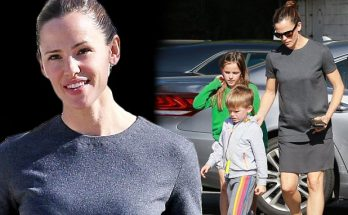 JENNIFER GARNER Is Off to Church on SUNDAY!