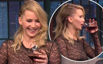 Jennifer Lawrence Was in a BAR FIGHT - in Budapest!