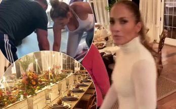 Jennifer Lopez Gets Pranked by A-ROD!