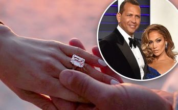 Jennifer Lopez and Alex Rodriguez ENGAGED - See Jennifer's HUGE RING Here!