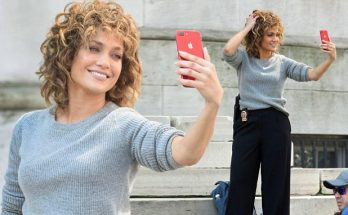 Jennifer Lopez is a Glamorous Police Officer in NYC!