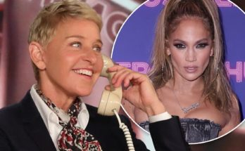 Jennifer Lopez's Prank on ELLEN Completely FAILS! Announces Super Bowl Performance