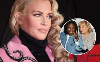 Jenny McCarthy Says Barbara Walters Is the WORST PERSON in New Book!