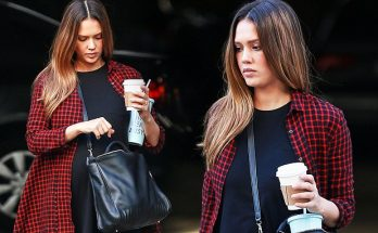 Jessica Alba is DONE Having Kids After Third Child!