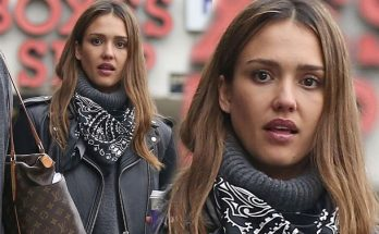 CHILD ABUSE: Jessica Alba Reveals That She Takes Her 10-Year-Old Daughter to THERAPY!