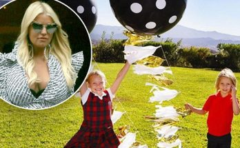 Jessica Simpson Expecting THIRD Baby With Eric Johnson!