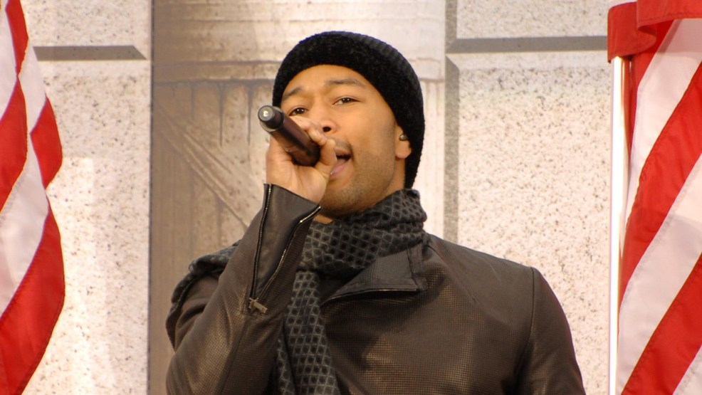 John Legend to Release Christmas Album, Go on Tour in CLEARWATER! image