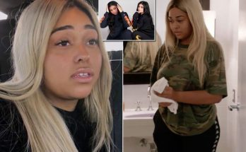Jordyn Woods Picks Up the LAST OF HER BELONGINGS From Kylie Jenner's House!