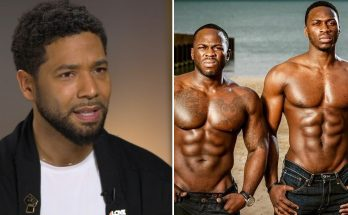 Well-Built Nigerian Brothers SUE Jussie Smollett For Defamation!