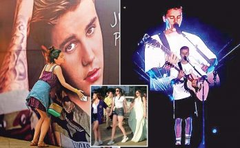 Justin Bieber Surprises Bus in India Full of Kids!